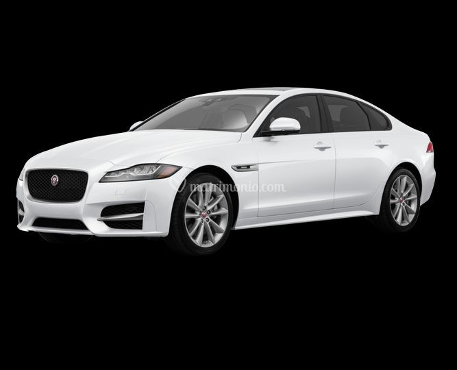 New Jaguar XF 2018
