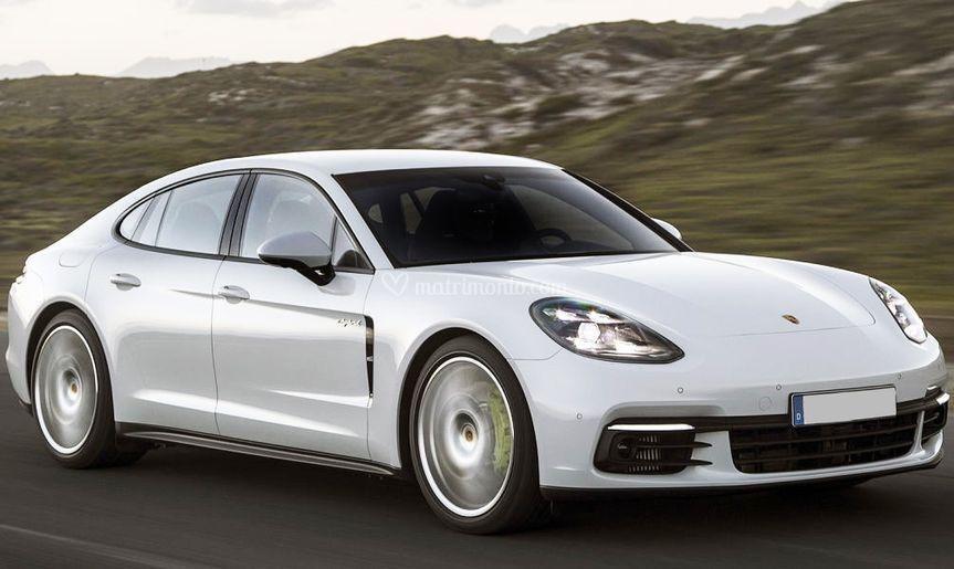 Porsche Panamera 4 E-Hybrid 20