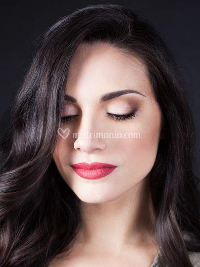 Makeup classico sera