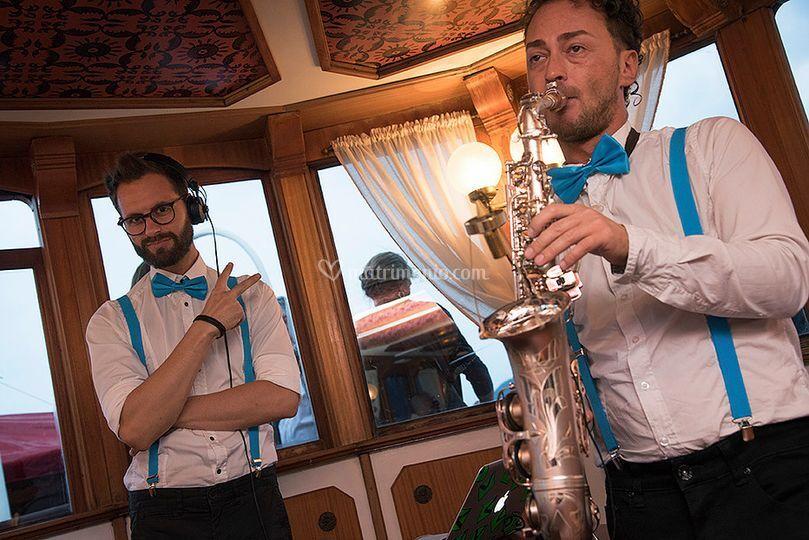 Boat Party lago Maggiore
