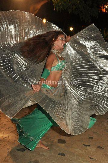 Danza del ventre/india tribe