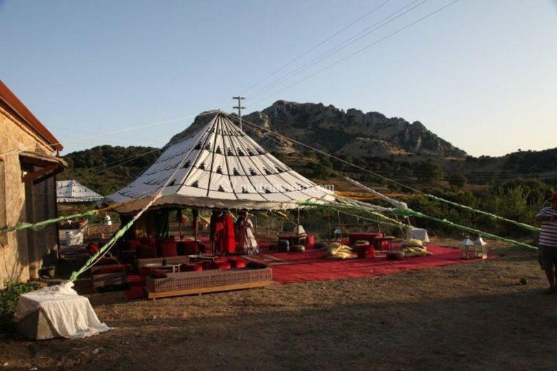 Tenda berbera