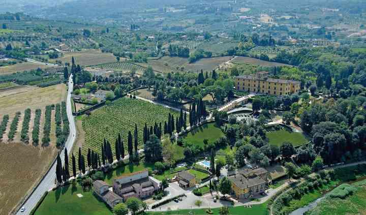 Il Complesso di Villa Castelletti