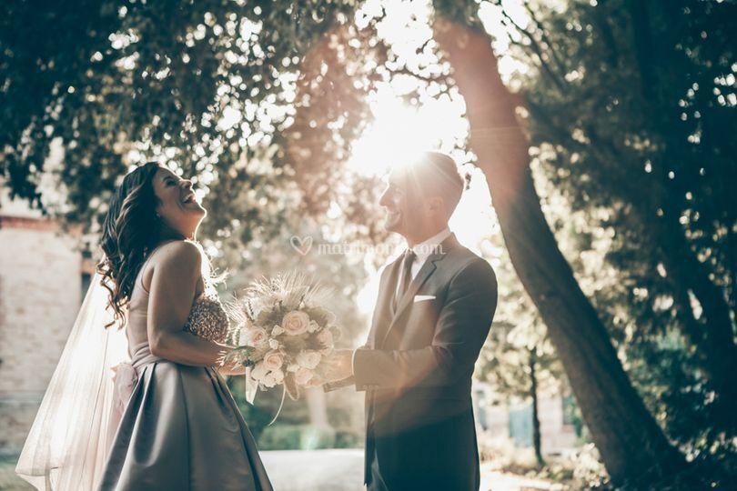 Matrimonio nel bosco - Ancona