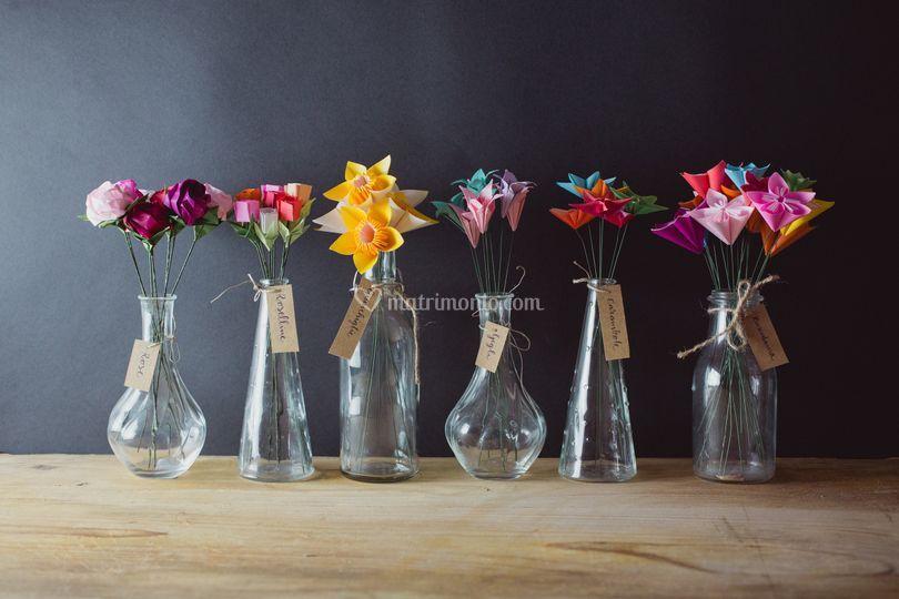 Qualità di fiori disponibili