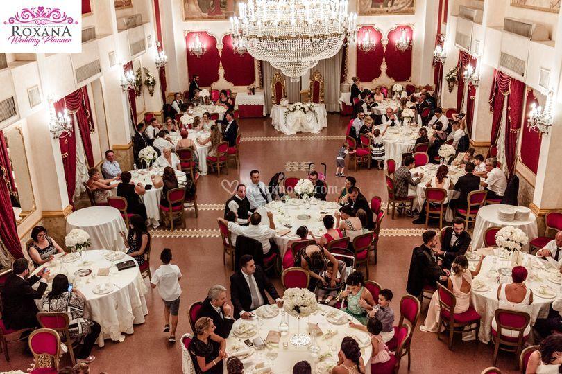 Location Wedding Catello Lux