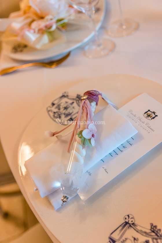 Segnaposto Matrimonio Wedding Planner.Segnaposto Di Roxana Wedding Planner Foto 6