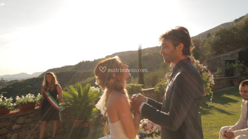 Vanessa e Giorgio