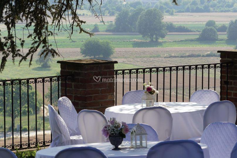 Aperitivo in terrazza di Villa Fiorita   Foto 43
