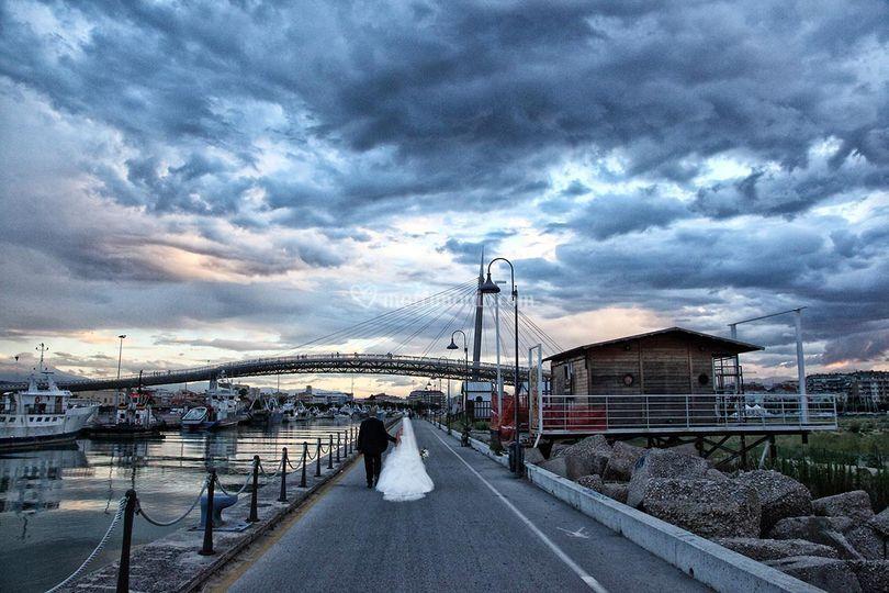 Ponte del mare Pescara