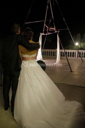 Acrobata matrimonio