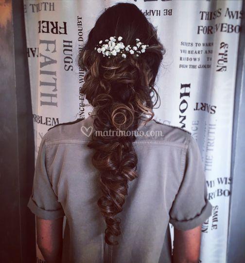 Damigella hair