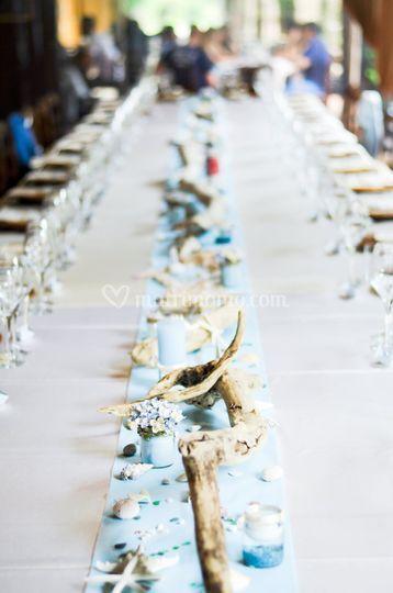 A+m - sea wedding