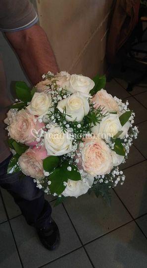Mazzo sposa