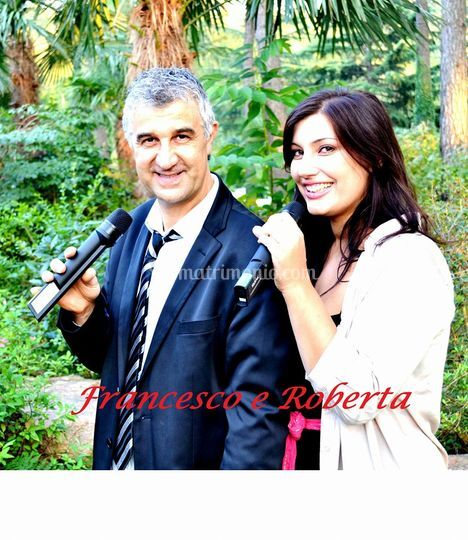 Francesco & Roberta Live Music