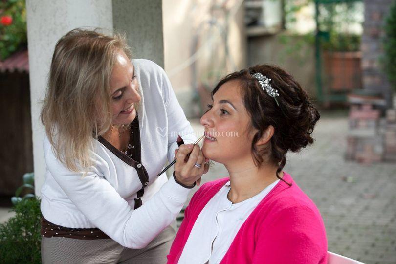 Tiziana Makeup