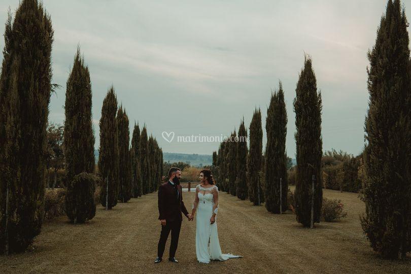 Esterna Wedding