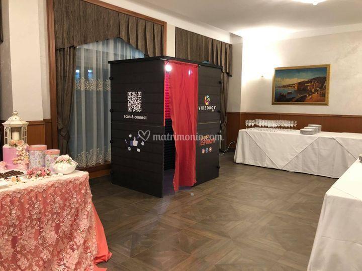 BlackBox presso San Luca Hotel