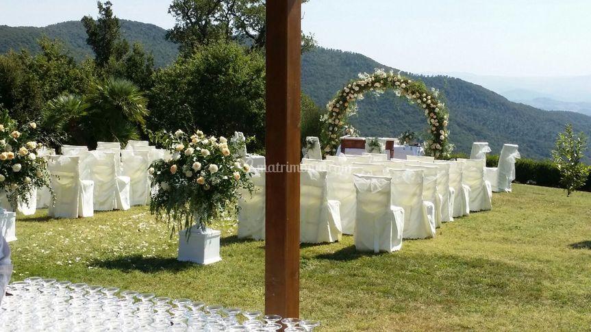 Location cerimonia