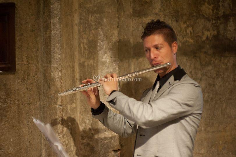 Flauto traverso cerimonia