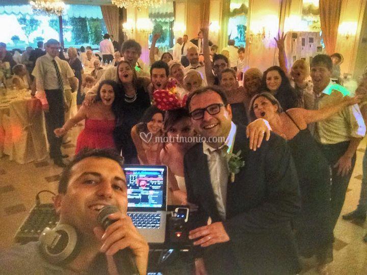 La vera festa..