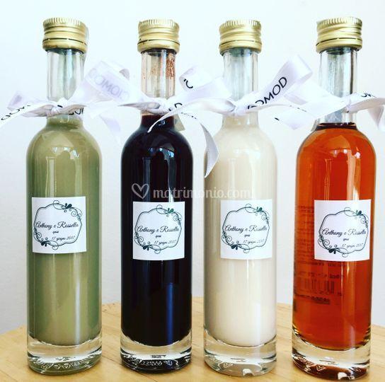 Bottiglie 10 cl