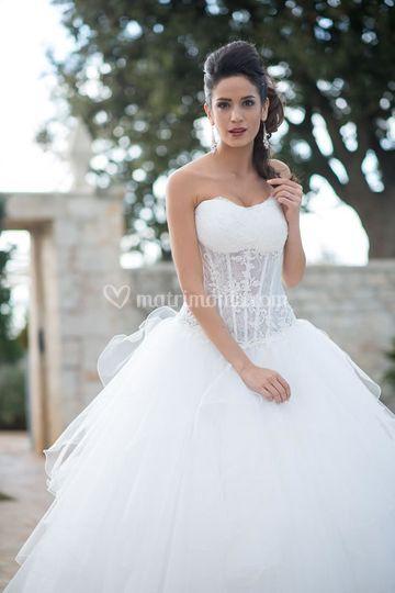Vestiti Da Sposa Roma.Atelier Sg Spose
