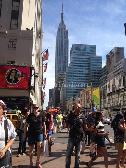 Empire State B. - New York