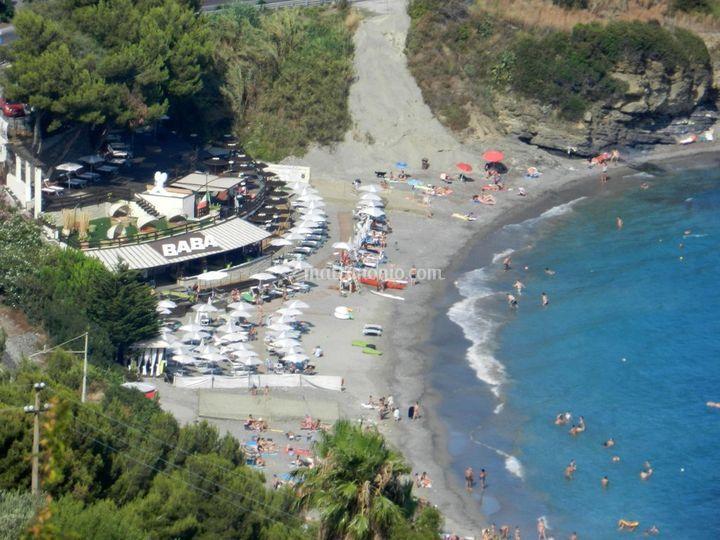 Matrimonio Spiaggia Alassio : Baba beach