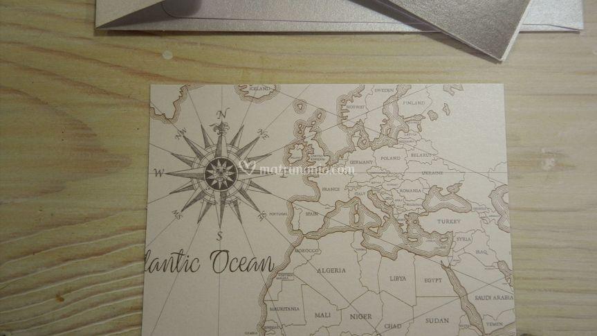 Invito maps