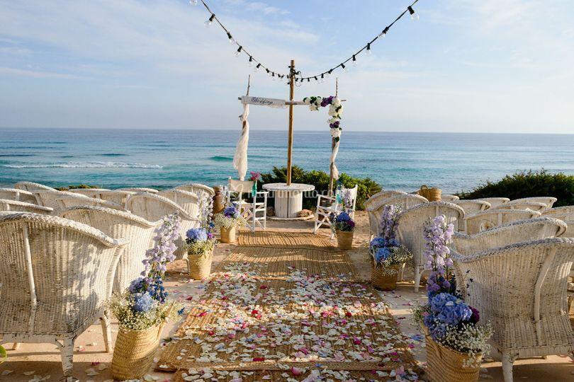 Matrimonio Formentera
