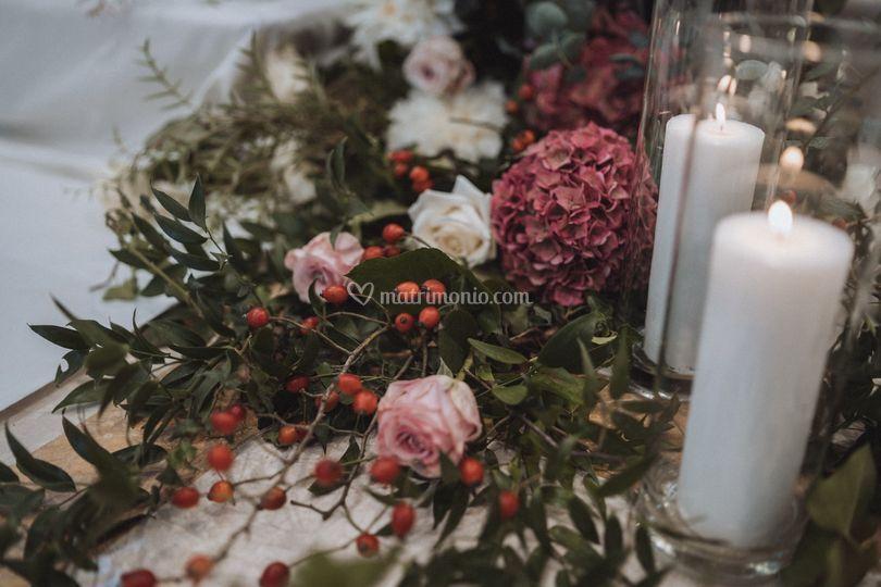 Dettaglio Fiorinda Wedding