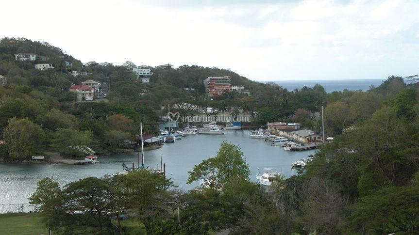 St Lucia Caraibi