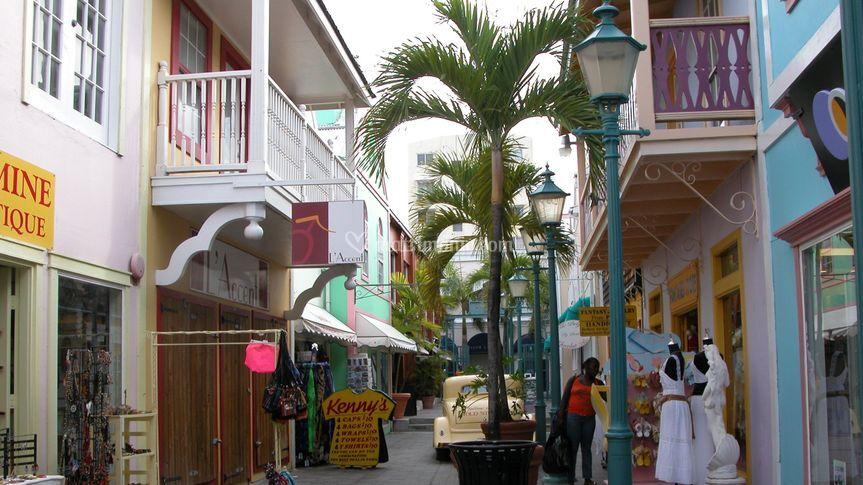 St. Marteen , caraibi