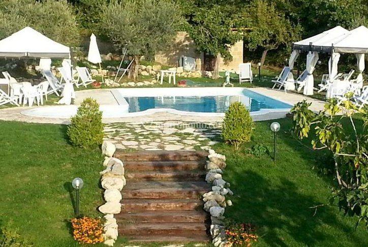 I giardini di idos for Arredatori di giardini