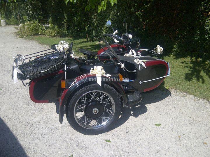 Sidecar 650 Cc