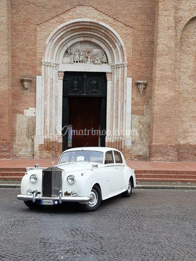 Rolls Royce silver cloud  1956
