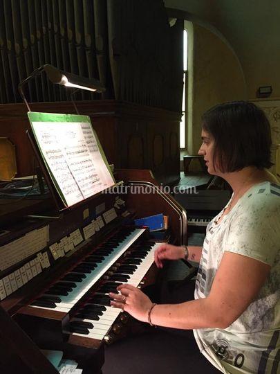 Prove all'organo