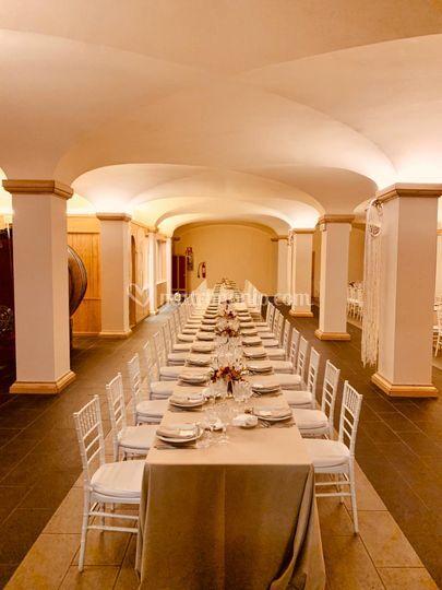Tavolo imperiale Aljano