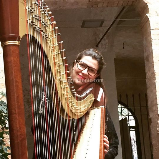 Elena Biasi Arpista