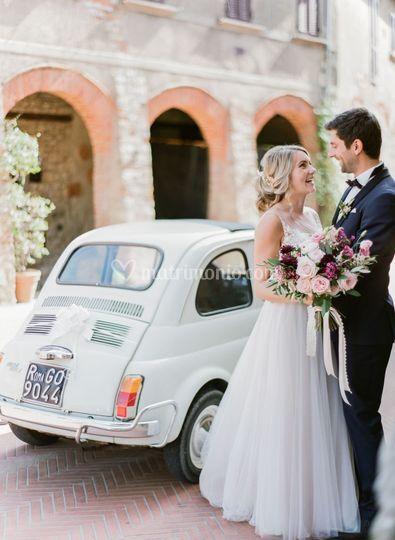 Non poteva mancare la Fiat500!