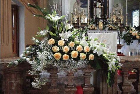 Altari fioriti