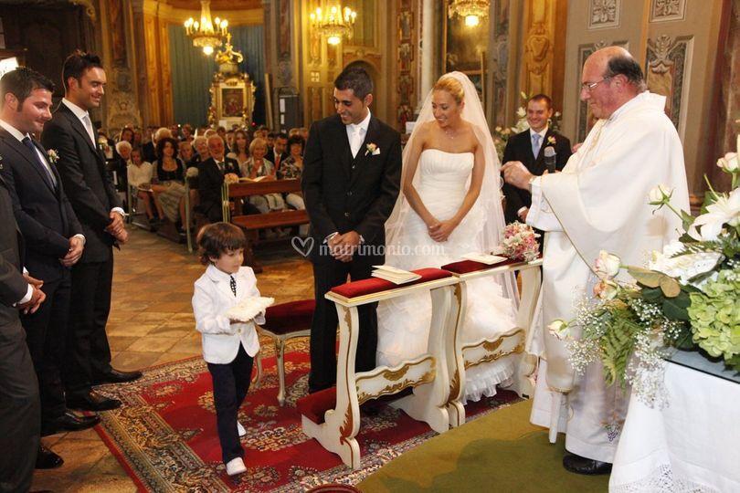 Matrimonio a Chieri