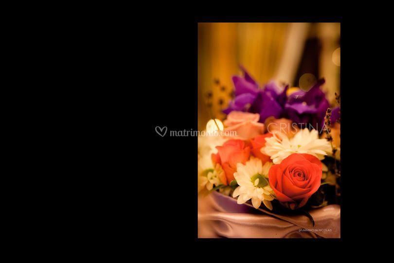 Matrimonio in stile provenzale