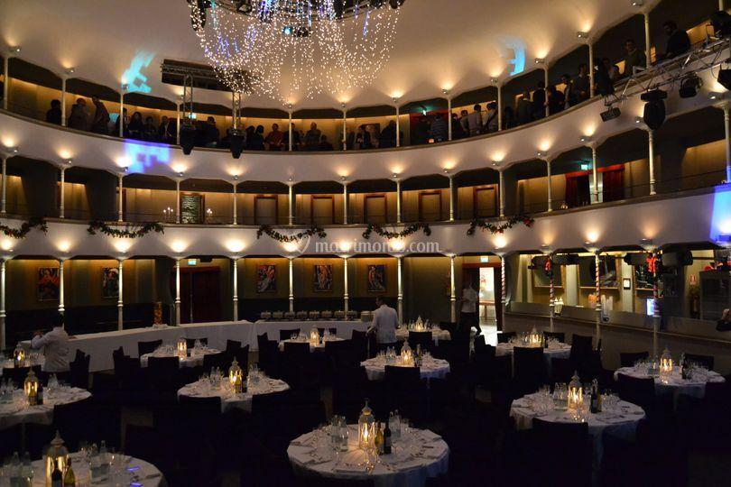 Eventi catering for Eminflex bologna