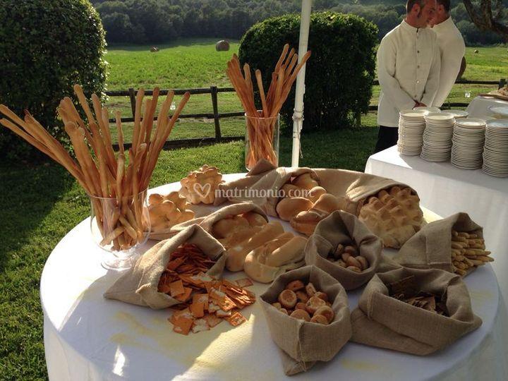 Matrimonio Country Chic Castelli Romani : Eventi catering