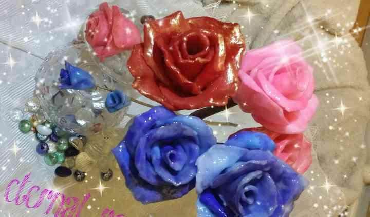 Rose di cera