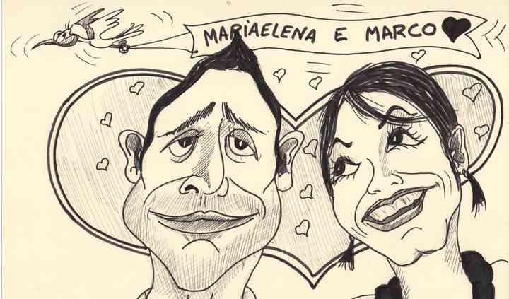 Ricky Caricature