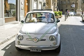 Fiat 500 - Italian Wedding Car