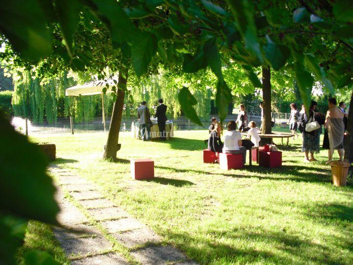 Allestimenti parco